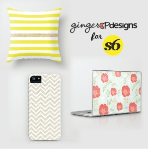 society 6 items